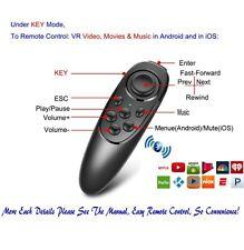 VR Remote Controller Gamepad Bluetooth Control VR Video, Film Game, Selfie, Fli