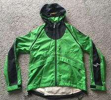 POLO Ralph Lauren Sport Small Green Technical Jacket - Folds into Fanny Pack