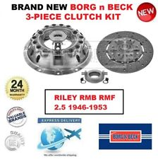 4 bougies pour Riley 2.5 litr RMF 1952-53 CHAMPION N5 Remplacement
