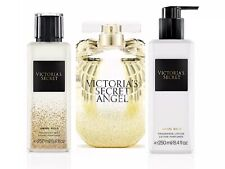 Victoria's Secret ANGEL GOLD Eau de Parfum(1.7 fl.oz.)/ Fragrance Mist/ Lotion