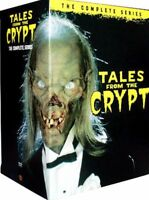 TALES FROM THE CRYPT the Complete Series DVD Seasons 1-7 - Season 1 2 3 4 5 6 7