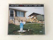 """VAN HALEN - LIVE: RIGHT HERE, RIGHT NOW - JAPAN DOUBLE CD + 3""""  - 1993 - WARNER"""