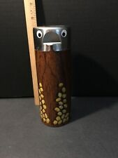 Vtg Midcentury Modern 1970s WMF Germany Owl Bird Peanut Nut Dispenser