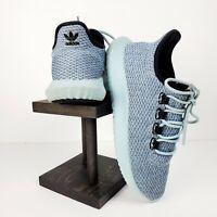 ADIDAS Originals Men's Tubular Blue Shadow OrthoLite Running Sneakers Size 7 EUC