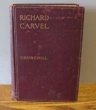 "1900 ""Winston Churchill"" written by Richard Carvel Hardcover book"