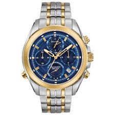 Bulova Precisionist Cronógrafo Caballeros Reloj 98B276-PVP 599 € - nuevo