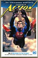 GN/TPB Superman Action Comics Volume 2 two 2017 nm+ 9.6 DC 1st 132 pgs Rebirth