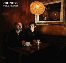 "Phoneys & the Freaks - Phoneys & the Freaks (2014)  10"" Vinyl  NEW  SPEEDYPOST"