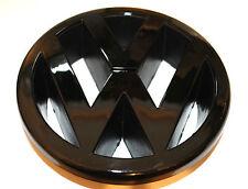 VW Polo 6N2 Lupo Passat B5 3B T4 Golf MK4 Delantero Parrilla Insignia logo emblema negro