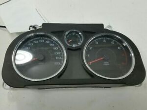SPEEDOMETER MPH LT WITHOUT SPORT PACKAGE FITS 08-10 HONDA COBALT