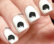 The Beatles Nail Music Art Water Decals Sticker Salon Polish Manicure Mani Pedi