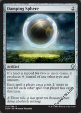 1 FOIL Damping Sphere - Artifact Dominaria Mtg Magic Uncommon 1x x1