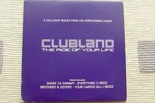 """Clubland Ride of Your Life 2 x 12"""" promo Near Mint Never Been Played!"""