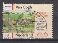 Netherlands nr 2150 used Vincent van Gogh 2003 Gezicht op Auvers