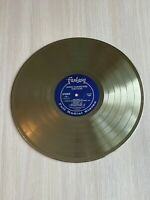 Creedence Clearwater Revival Cosmo's Factory 1970 Gold Vinyl Record First Press