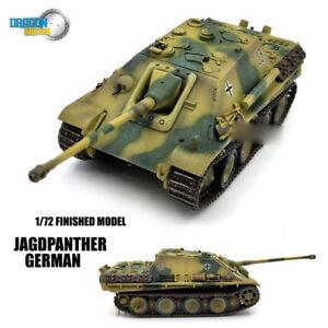 DRAGON WWII GERMAN Jagdpanther 1/72 NON DIECAST MODEL Tank