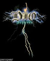 DIO cd lgo Elektra ELECTRA Official SHIRT MED New magica black sabbath