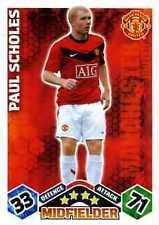 Match Attax - Paul Scholes - 09/10