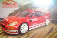 RALLY Rallye da VITESSE LTD EDITION PEUGEOT 307 CMR M GRONHOLM 43030 Monte Carlo
