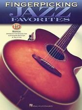 USED (LN) Fingerpicking Jazz Favorites - 15 Songs Arranged for Solo Guitar in St