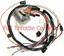 1975 Corvette Engine Wiring Harness Auto With Seatbelt Interlock System