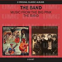 The Band - Music From The Big Pink / The Band [CD]