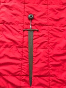 14TH CENTURY MEDIEVAL EUROPEAN SHORT SWORD - Circa. 1350