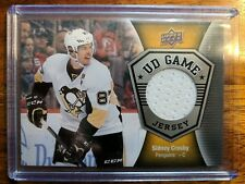 2016/17 Upper Deck Sidney Crosby Game Used Jersey