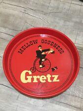 Vintage Gretz Beer Tray Advertising Philadelphia PA