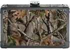 Vaultz Next Camo Real Tree Supply Pencil Locking Box w/Key 8.25 X 5.25 X 2.5 New