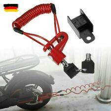 Anti-Diebstahl-Scheibenbremsen-Schloss Mit Stahldraht Elektroroller Räder L LBOD