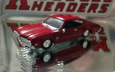 1969 OLDS 442 W-30 VINTAGE CLASSIC CAR ADULT COLLECTIBLE 1/58 SCALE