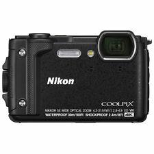 Nikon COOLPIX W300 16MP 4k Ultra HD Waterproof Digital Camera (Black)
