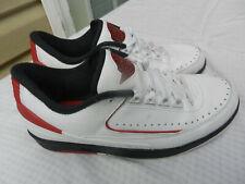 Nike Air Jordan 2 Retro Low Men's Basketball Shoes 832819-101 US Size 8