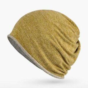 Women Winter Hats Skullies Turban Beanies Autumn Cap Bonnets Apparel Accessorie