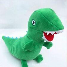 "6.7"" Peppa Pig George's Mr Dinosaur Buddy 17CM Plush Stuffed Animals Dolls Toy"