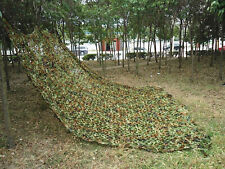 New 5mX1.5m Oxford Fabric Camouflage Net Hunting Shooting Hide Army Camo Netting