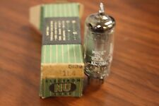 1L4 NATIONAL UNION VINTAGE TUBE -  NOS IN BOX