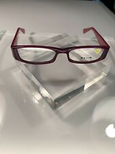 * KLiiK Denmark  KLiiK 268  Eyeglass Frames Color 432, 49-16-135. New. MK26 Sc8*