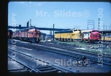 Original Slide MILW Milwaukee Road /Chicago & North Western/SOO Line Cab Units