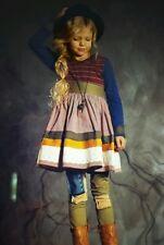 NWOT Jak & Peppar Follow your Heart Railroad Dress NWT Cargo Skinnies sz 6  7