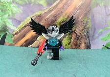 Lego Mini Figure Legends of Chima Rizzo with 2-Sided Head from Set 70008