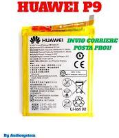 "PR1 BATTERIA 3000MaH ORIGINALE per HUAWEI P9 EVA-L09 5,2"" HB366481ECW RICAMBIO"