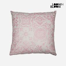 Cojines decorativos de color principal rosa de 45 cm x 45 cm para el hogar
