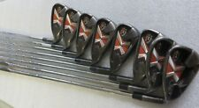 Callaway X24 Hot 4-PW Iron Set - X-24 Uniflex Steel Irons RH