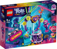 41250 LEGO Disney Trolls Techno Reef Dance Party 173 Pieces Age 5 Years+