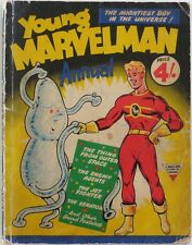 Young Marvelman Annual (No 1, 1954) RARE!!!
