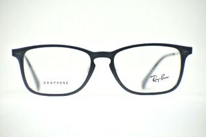 Ray Ban RB8953 8027 Blue Graphene Eyeglasses New Authentic 54