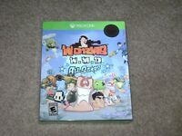 WORMS W.M.D. ALL STARS...XBOX ONE...***SEALED***BRAND NEW***!!!!!!!!!!