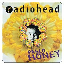 cd Radiohead - Pablo Honey